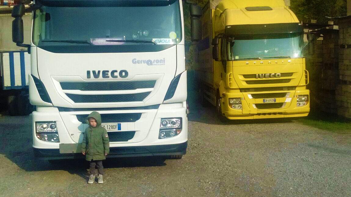 automezzi per trasporto e distribuzione merci