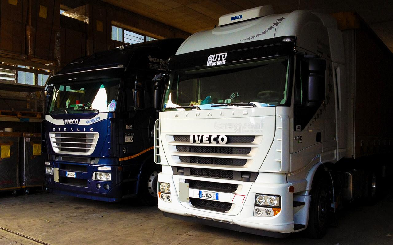 automezzi trasporto e distribuzione merci